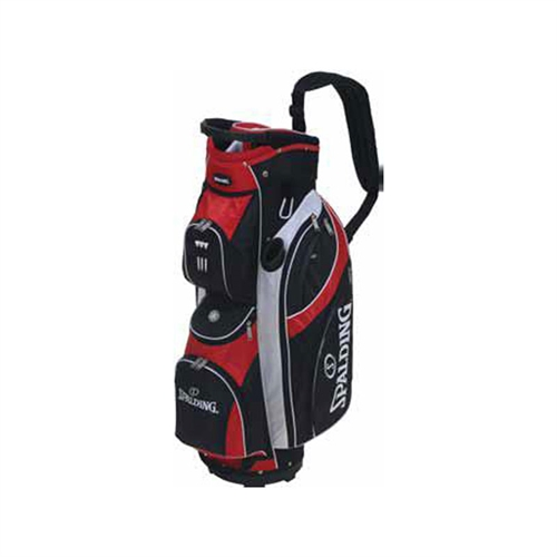 "Spalding 9"" cart bag"
