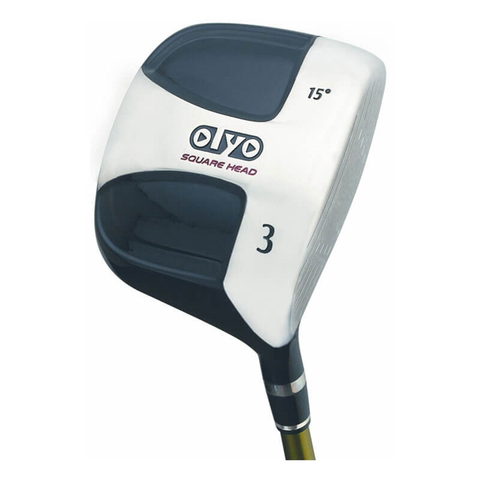 Square Head fairway wood