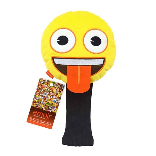 Emoji headcover - Tongue